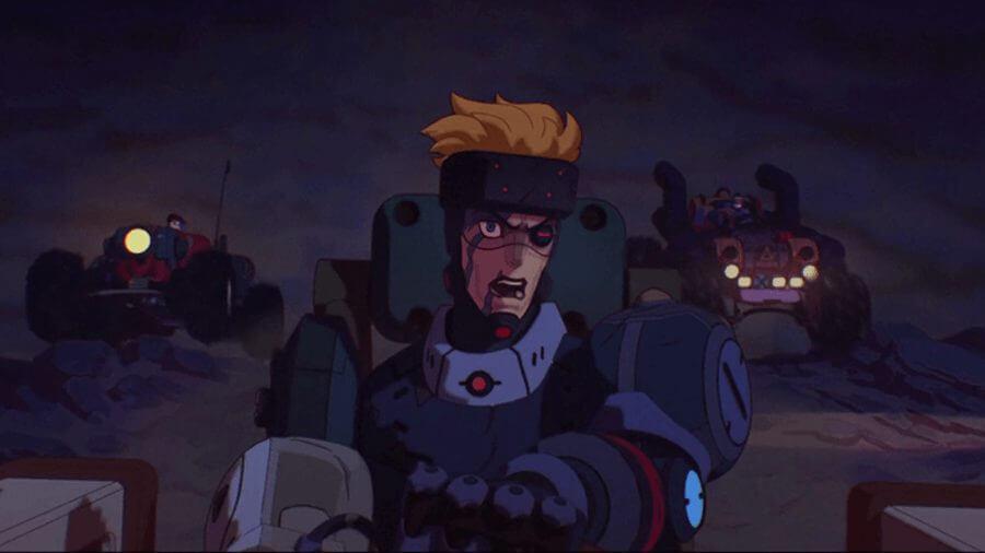 Love Death and Robots Volume 1 Episode 15 blindspot