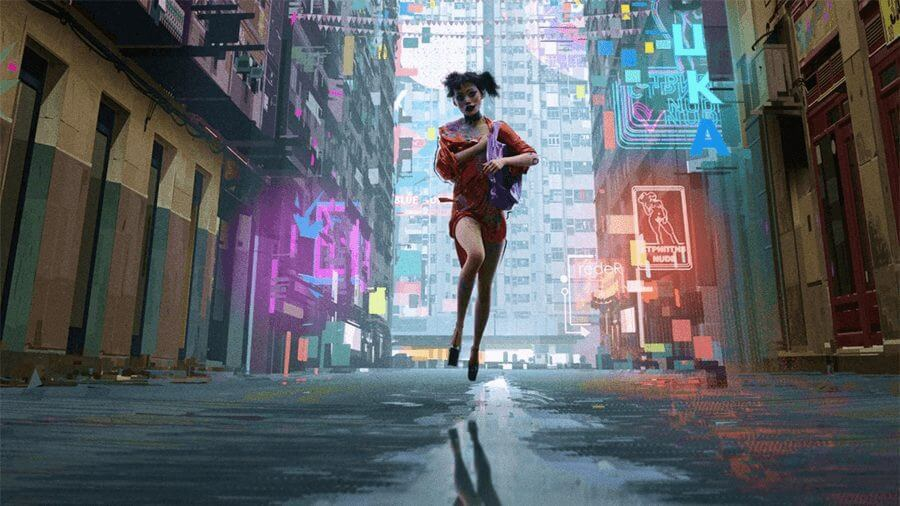 Love Death and Robots Volume 1 Episode 3 the witness