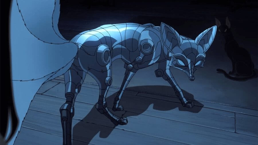 Love Death and Robots Volume 1 Episode 8 good hunting