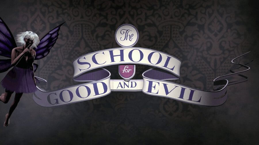 Netflix Movie The School for Good and Evil Starring Charlize Theron Begins Filming