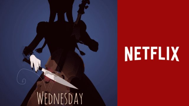 Tim Burtons Wednesday Series on Netflix What We Know So Far