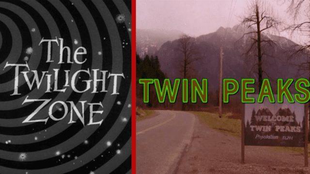 Twilight and twin peaks