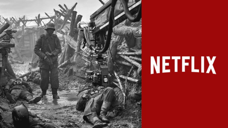 all quiet on the western front netflix movie