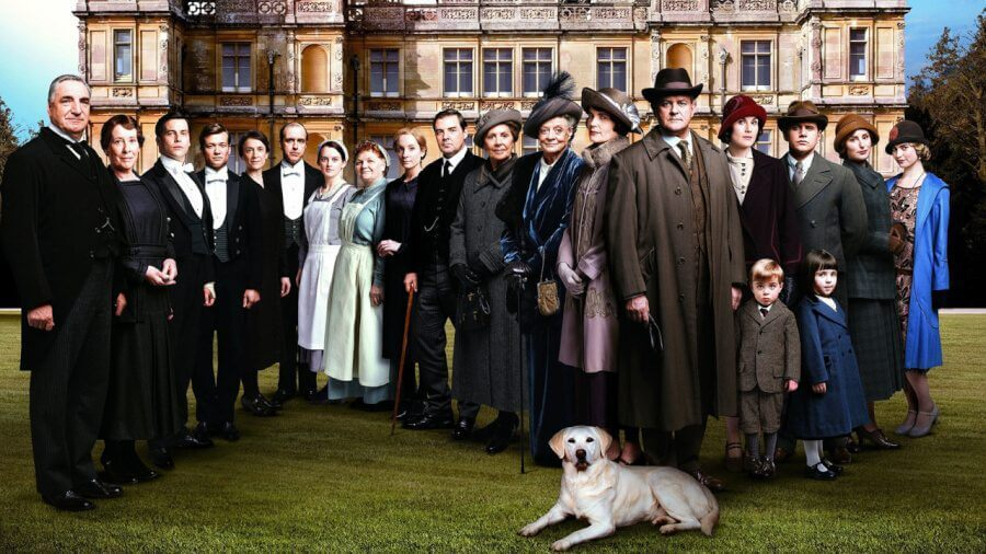 downton abbey coming to netflix