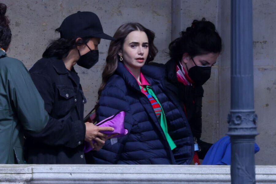 emily in paris season 2 behind the scenes
