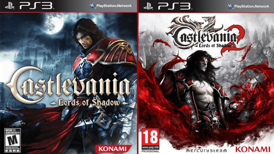 lord of shadows video game castlevania ps3