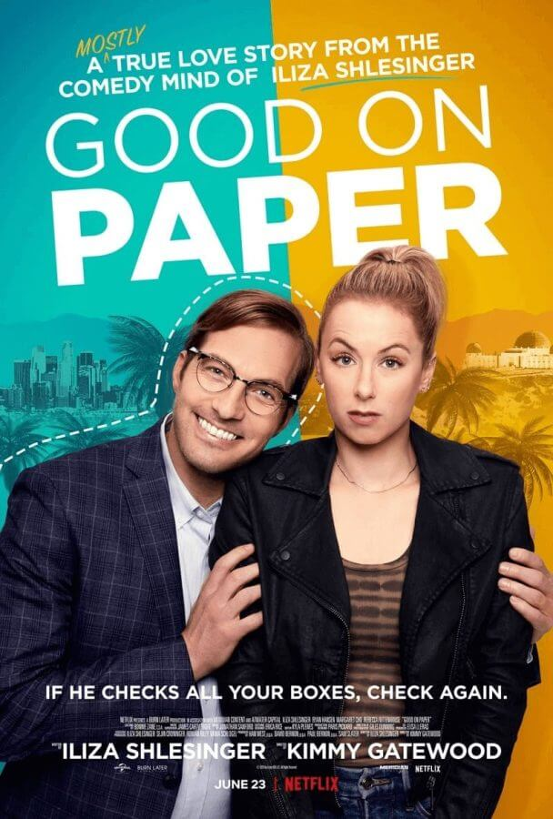 netflix comedy good on paper coming to netflix in june 2021 netflix poster