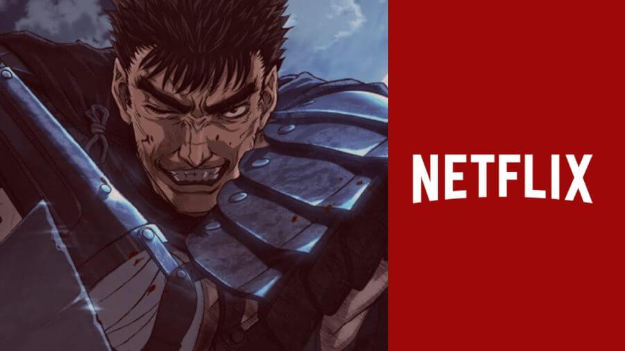 netflix is not producing a berserk movie 1