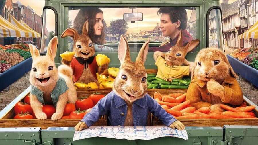 peter rabbit 2 netflix release schedule