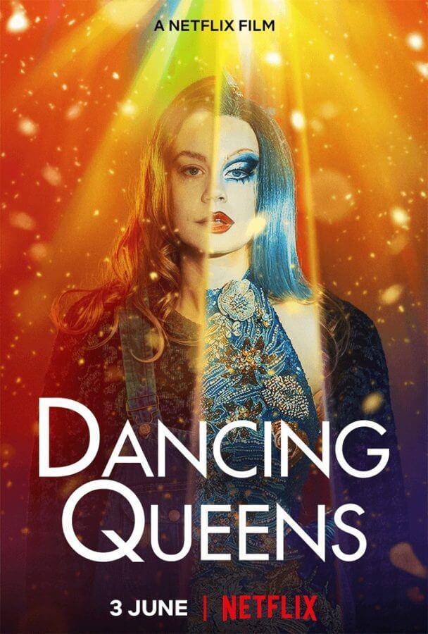 swedish comedy dancing queens is coming to netflix in june 2021 netflix poster