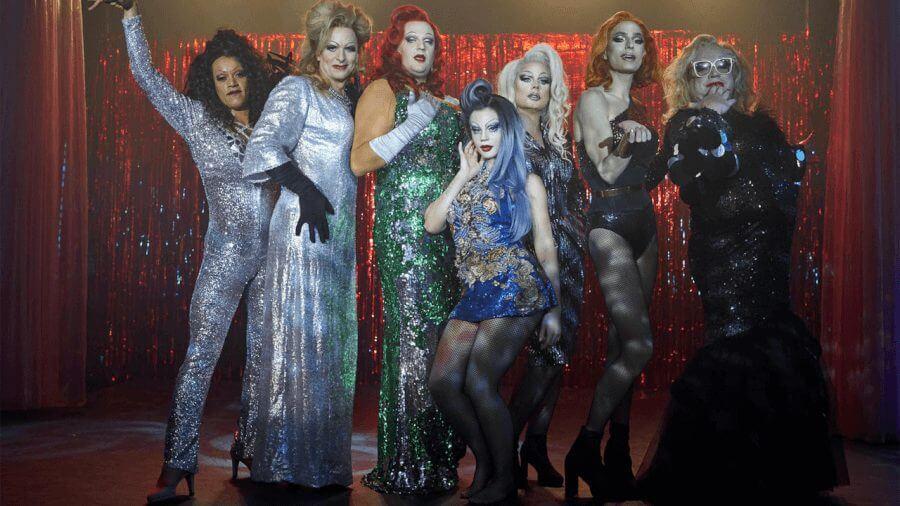 swedish comedy dancing queens is coming to netflix in june 2021 the queens