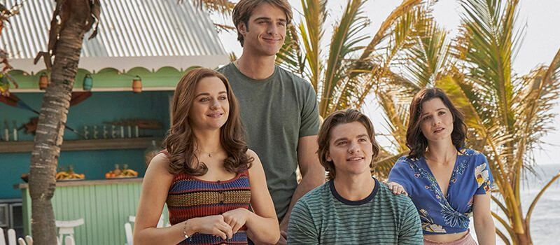the kissing booth 3 august 2021