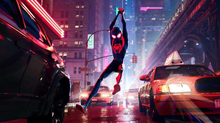 ¿Cuándo estará en el spiderverse 2 en netflix?