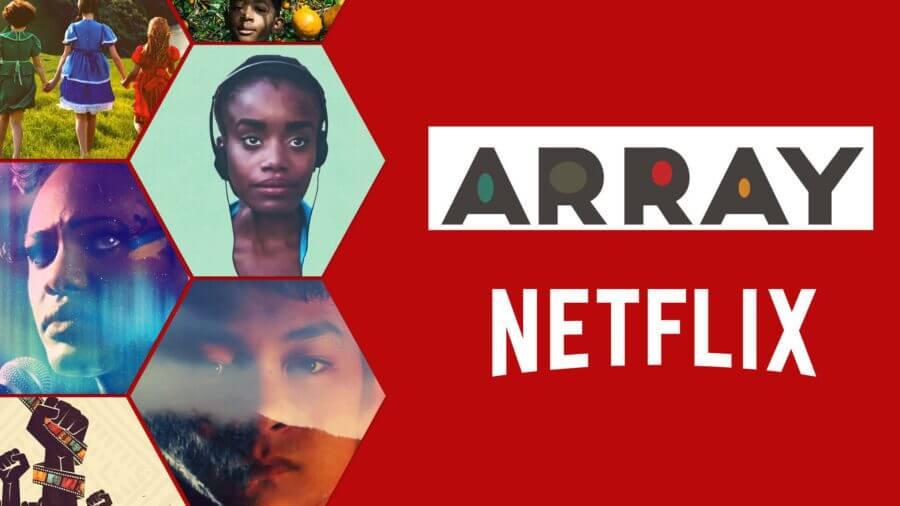 array now movies on netflix