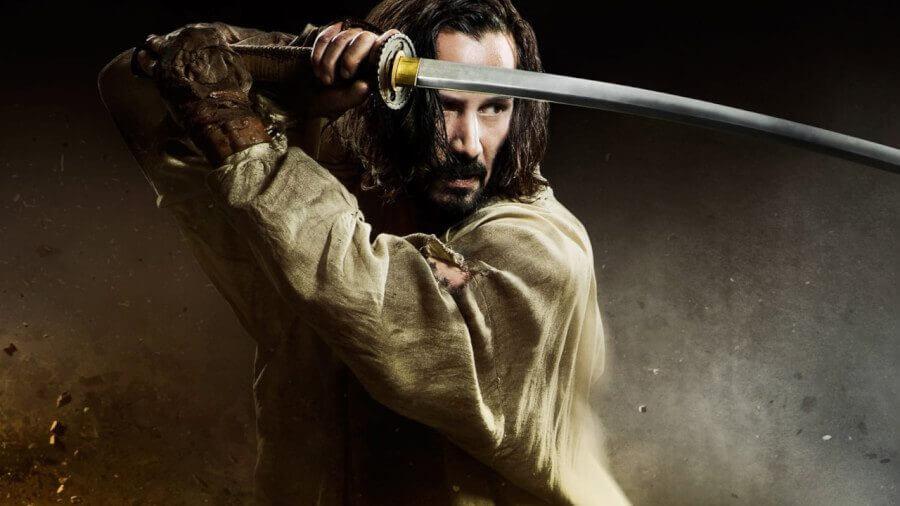 espada de los 74 ronin netflix