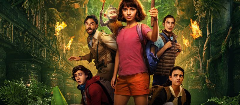 dora and the lost city of gold netflix