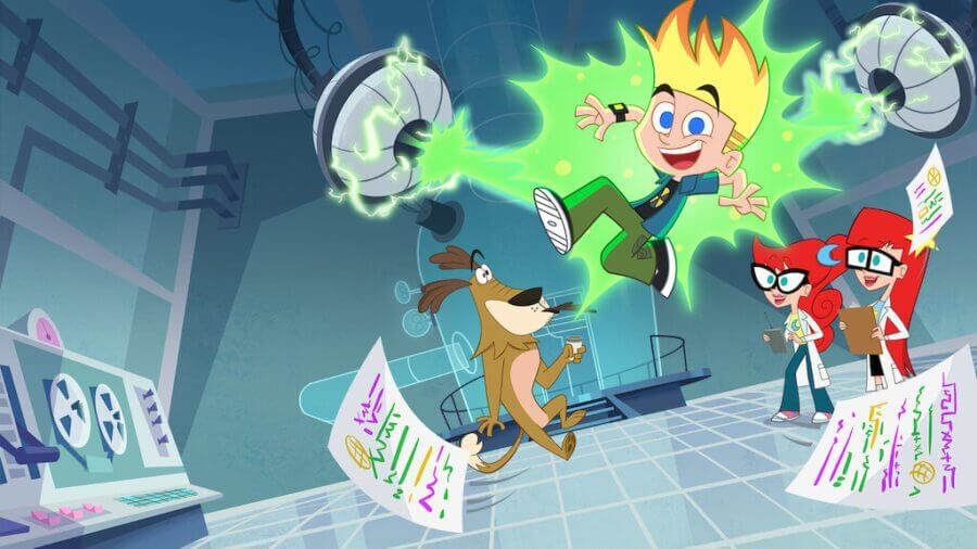 johnny test reboot coming to netflix in july 2021