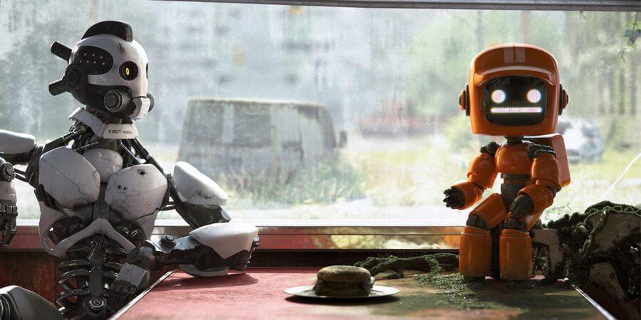 love death and robots season 3 return of robots