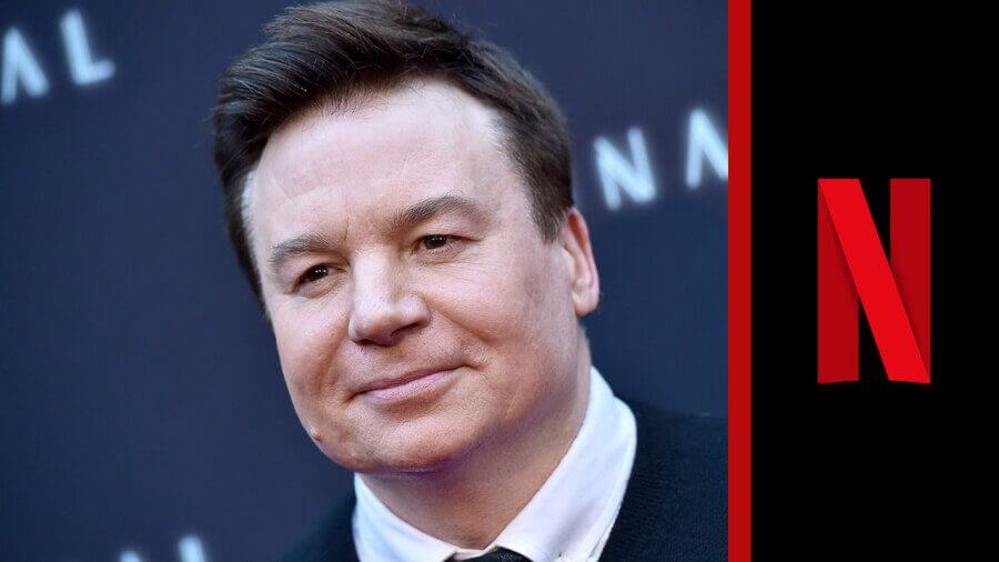 mike myers show netflix The Pentaverate