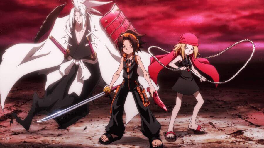 netflix anime shaman king season 1 coming to netflix in august 2021