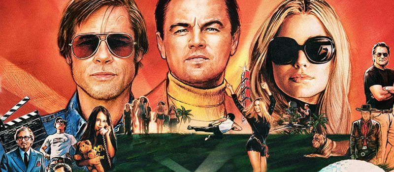 once upon a time in hollywood netlfix