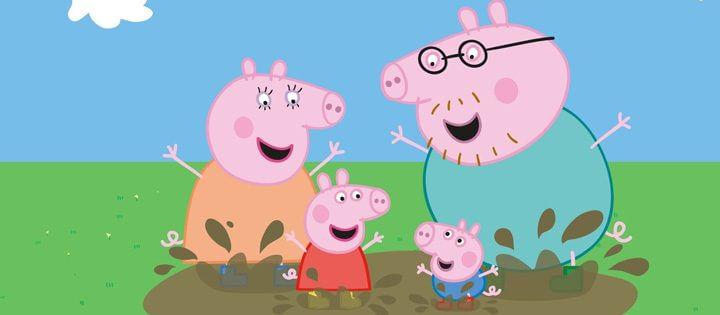peppa pig season 6 netflix