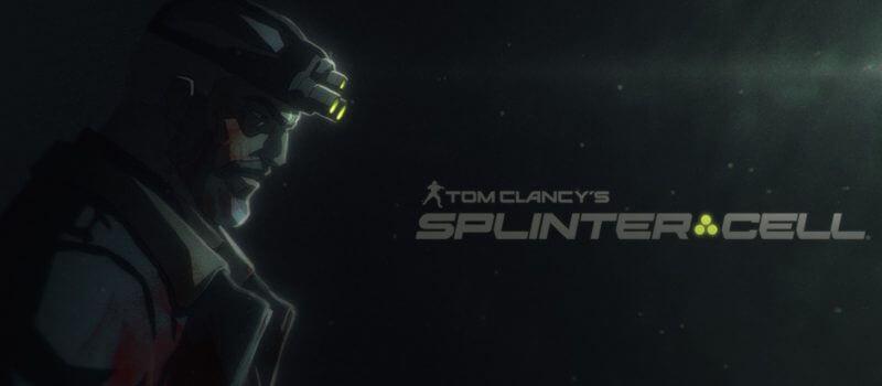 splinter cell animated series netflix