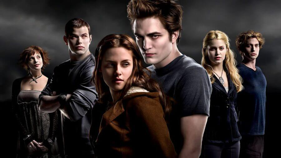 The Twilight Saga' Movies Coming to Netflix US in July 2021 - What's on  Netflix