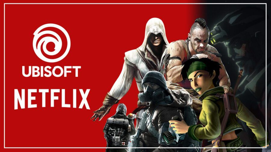 ubisoft netflix shows and movies coming soon