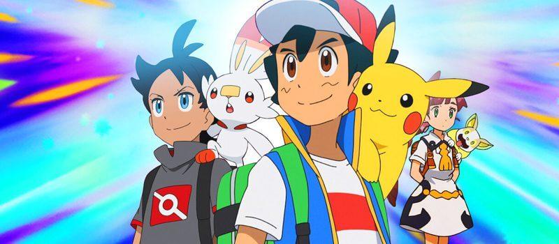 Pokemon Master Journeys The series netflix september