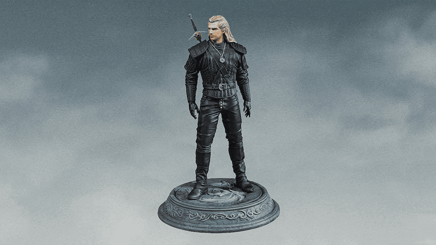 dark horse collectible the witcher