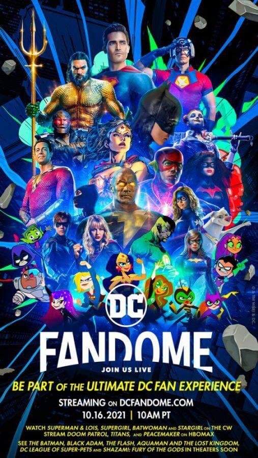 DC fandomeevent