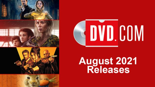 What's Coming to Netflix DVD in August 2021 Article Teaser Photo