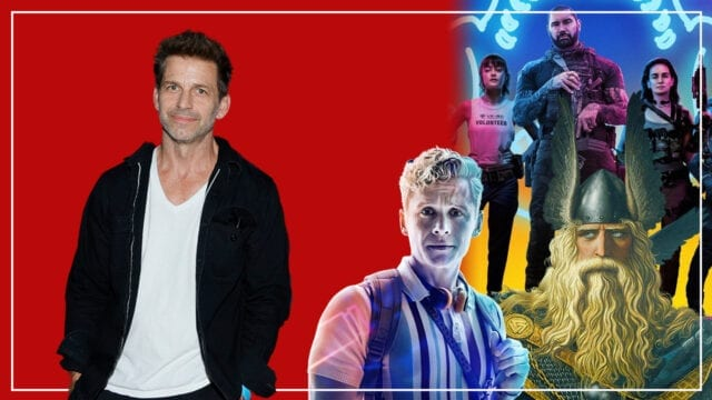 every zack snyder movie show coming soon to netflix