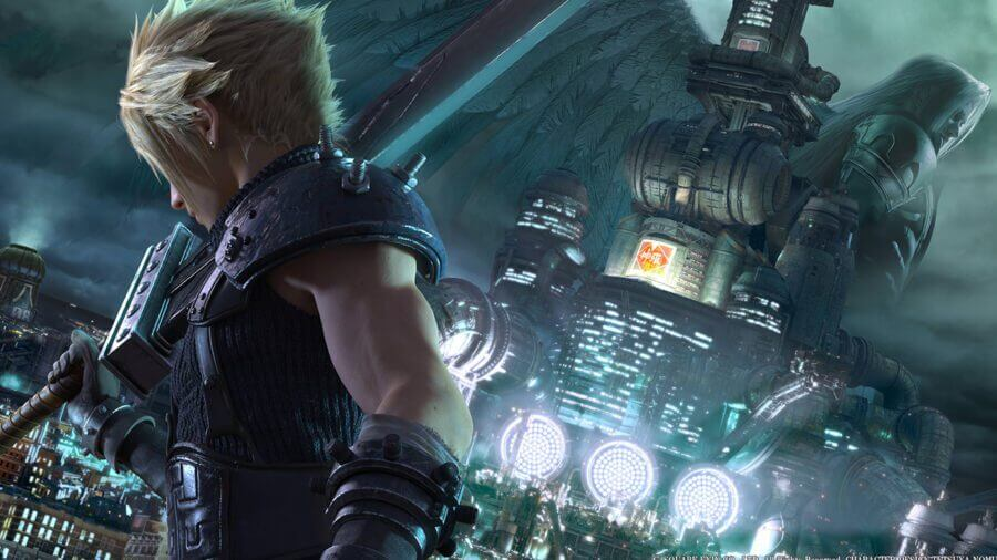 is a final fantasy series coming to netflix