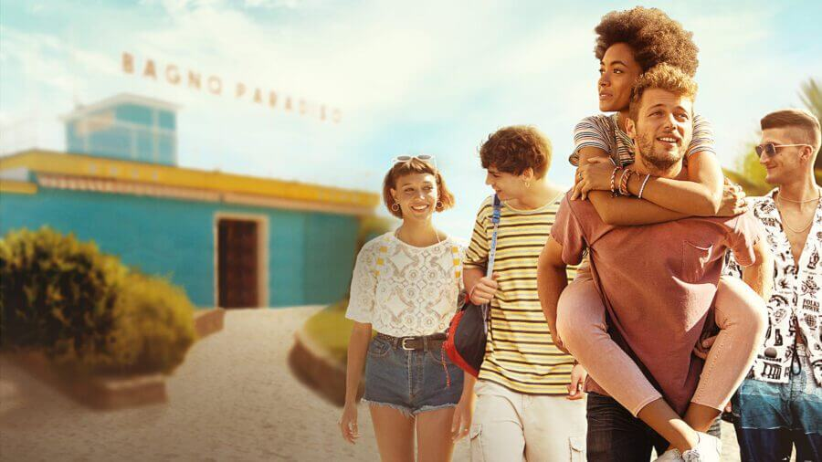 italian series summertime renewed for season 3 at netflix
