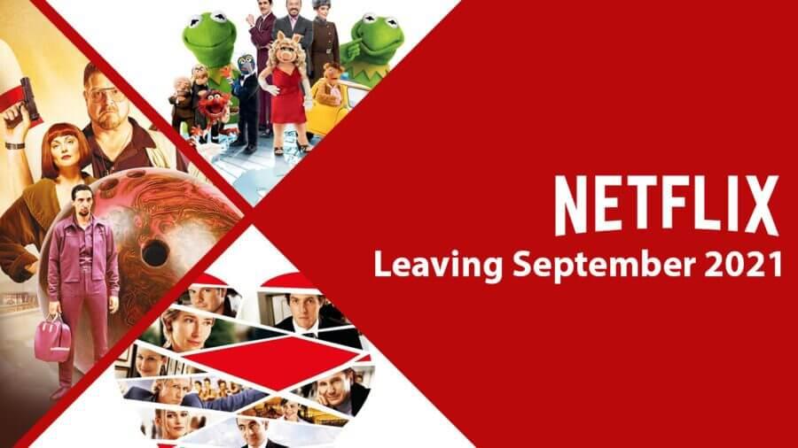 leaving netflix september 2021