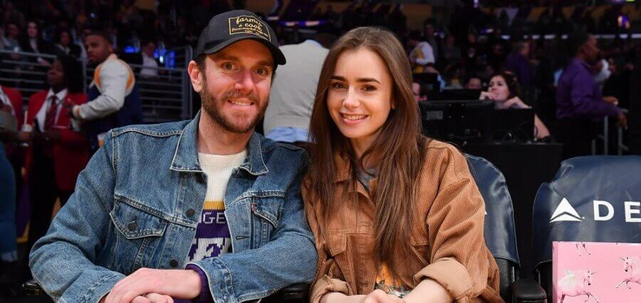 lily collins charlie mcdowell cutest pictures 2