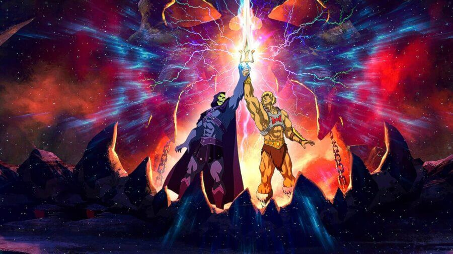 masters of the universe review bombed