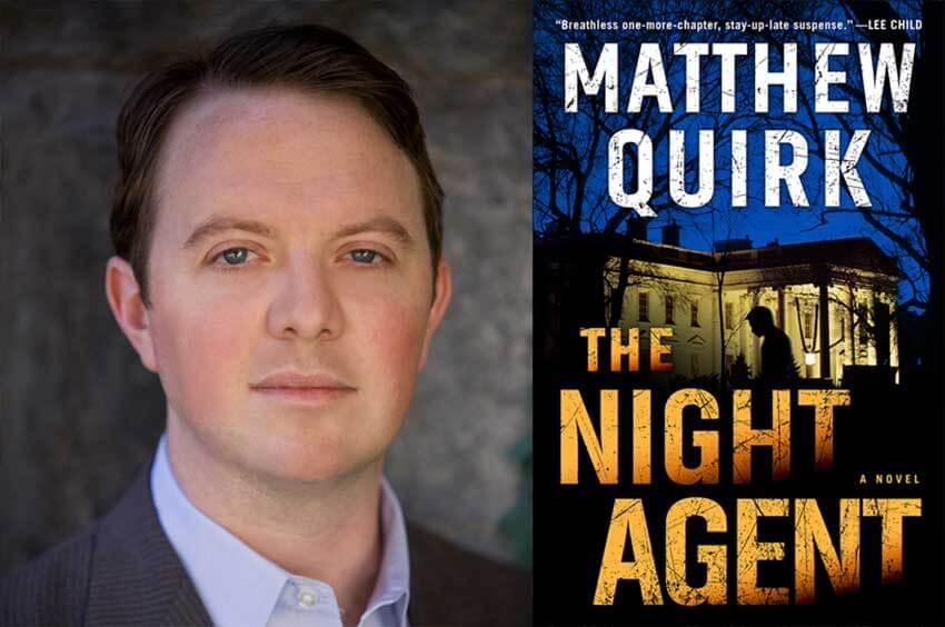 Matthew Quick the Night Agent