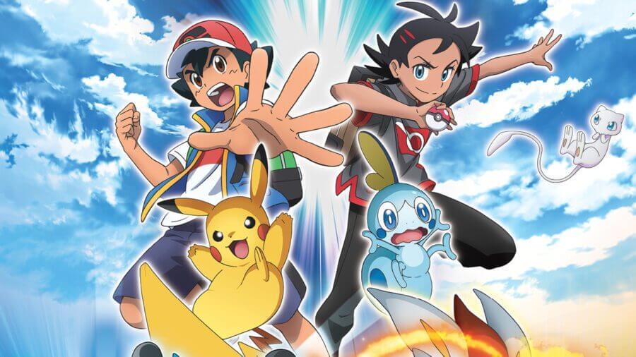 pokemon master viajes la serie netflix septiembre 2021