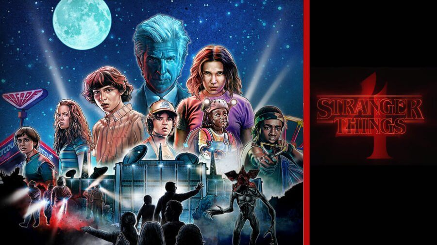 stranger things season 4 everything we know so far july 2021
