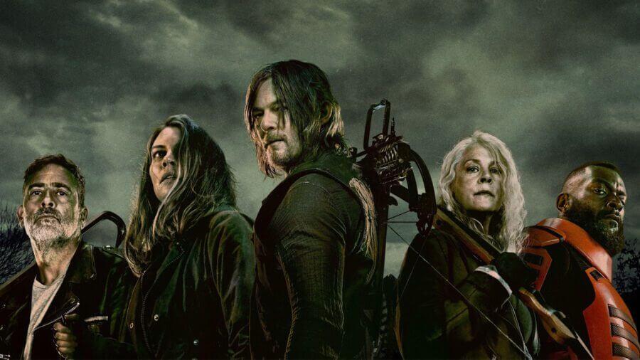 the walking dead temporada 10 nuevo en netflix el 26 de julio