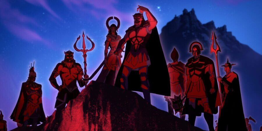 zack snyder twilight of the gods boz