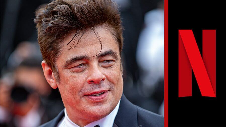 Benicio del Toro reptil thriller de netflix