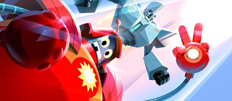 Super Giant Robot Brothers Netflix