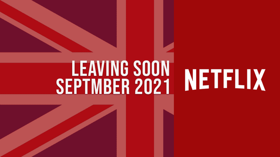 Títulos que salen de Netflix Reino Unido Septiembre de 2020
