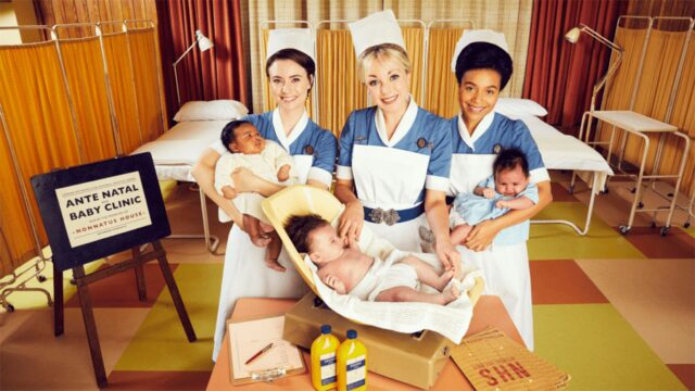 bbc drama call the midwife is leaving netflix uk