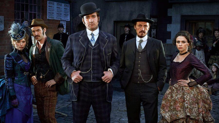 bbc series ripper street leaving netflix september 2021