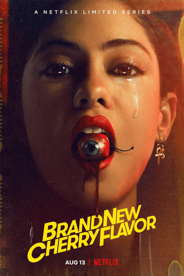 brand new cherry flavor limited series netflix official poster